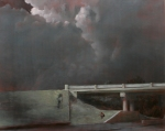 Manifold_Harley_The_Overpass_2009_Oil_on_linen_130x163