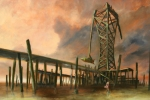 Manifold_Harley_Theme_Park_2007_Oil_on_Canvas_97x130