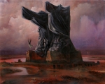 Manifold_Harley_Twilight_Cloak_2009_Oil_on_linen_130x163