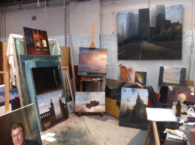 exhibition selection